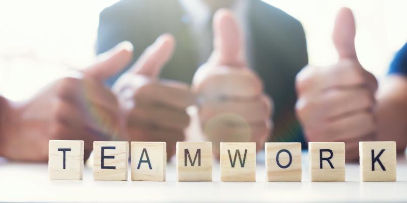 Совместная работа, team work