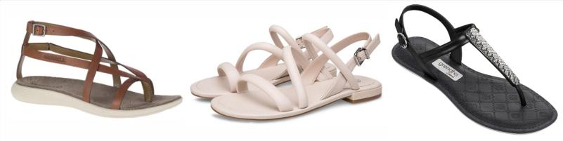 Базовая обувь в гардеробе женщины, базовые шлепки