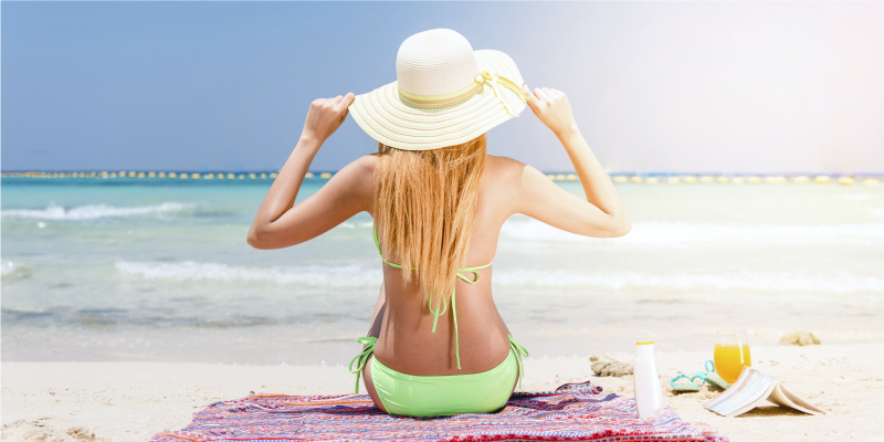 Как правильно загорать на солнце, как красиво загореть на море, как сохранить загар дольше