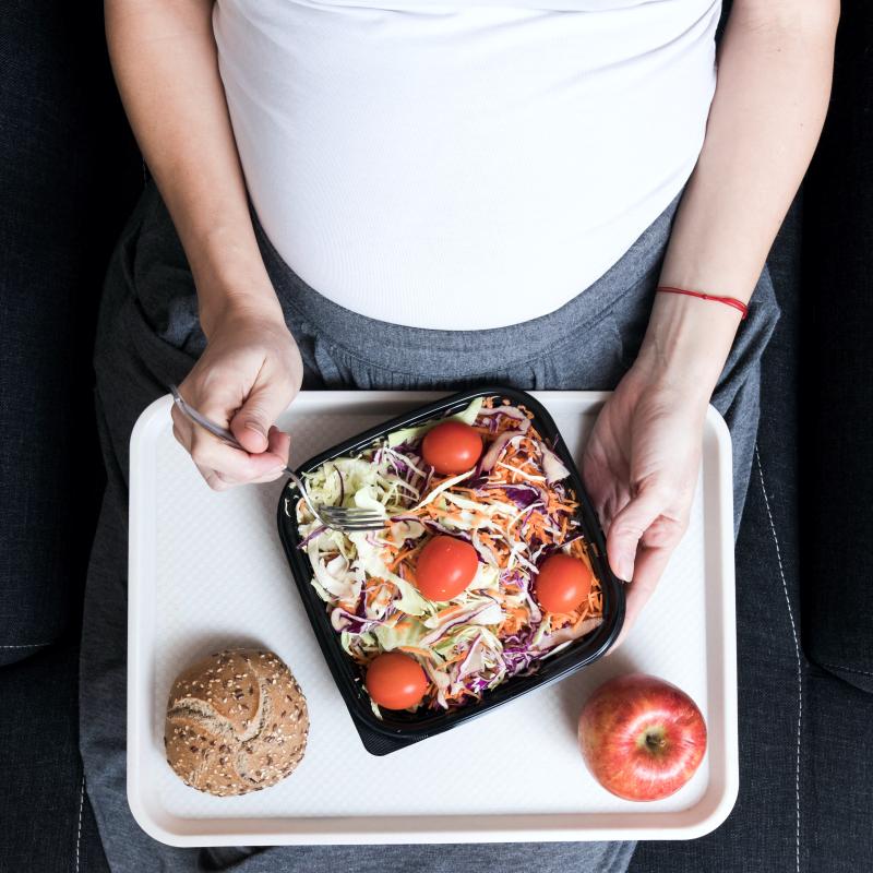 Рацион питания для беременных, что нужно есть беременным