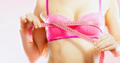 Как перестать стесняться маленькой груди