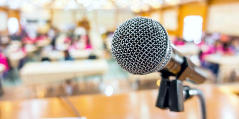 Как подготовиться к публичному выступлению