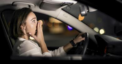 Перестать бояться водить машину, как не бояться водить