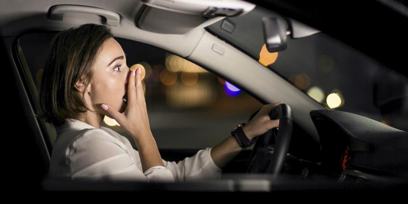 Перестать бояться водить машину