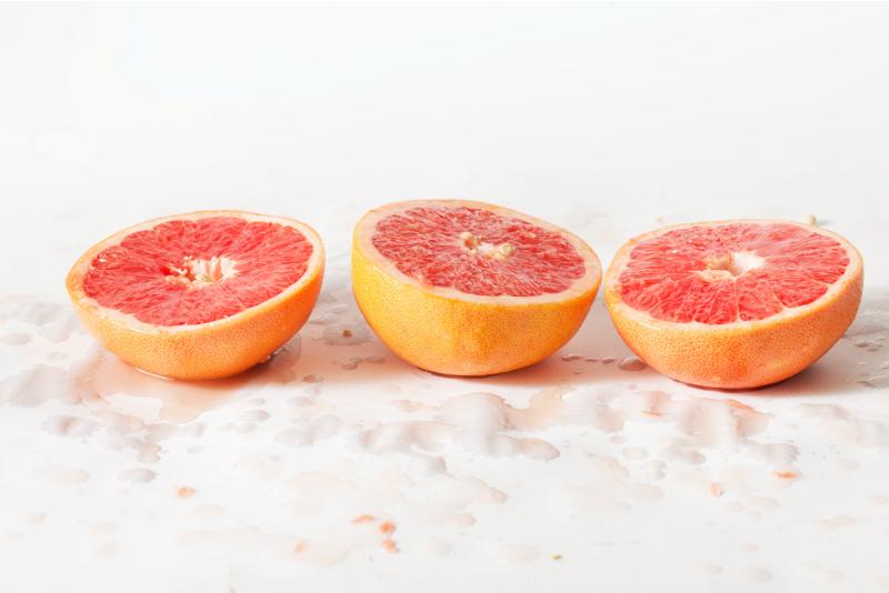 Продукты против стресса - грейпфрут
