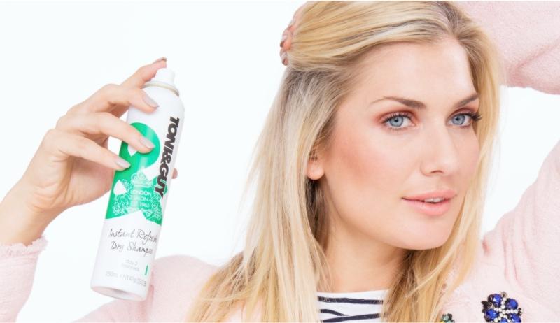 dry shampoo, Сухой шампунь, как работает сухой шампунь