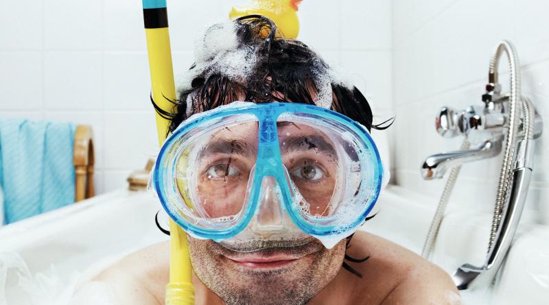 сколько раз в день нужно мыться